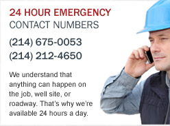 24 Hour Emergency - Contact Number